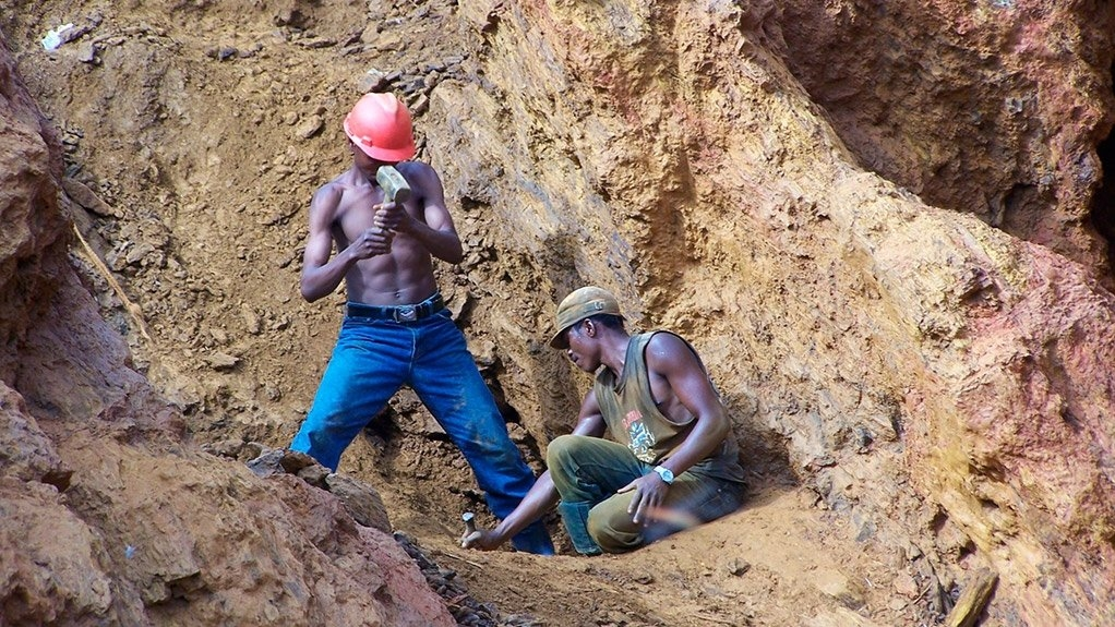 Artisanal mining has huge jobs, economic potential if regulated properly