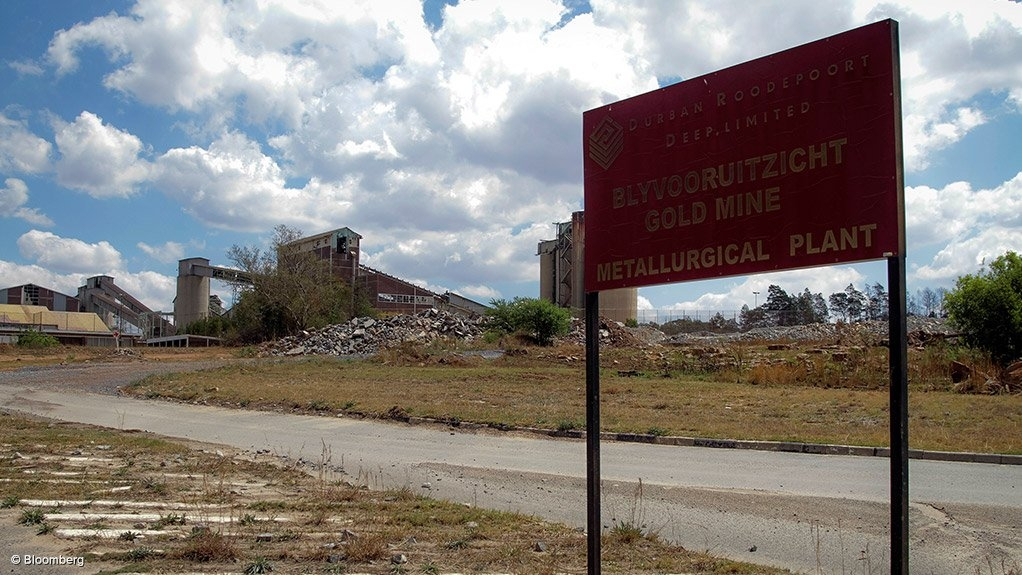 Blyvoor mine highlights need for clarity on enviro responsibilities at 'warehoused' mines