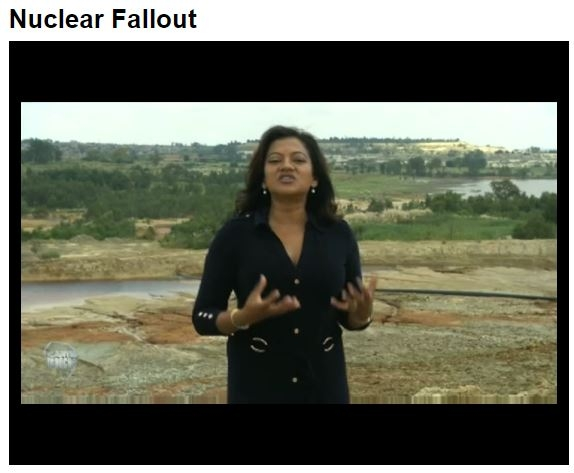 "Carte Blanche: ""Nuclear Fallout"""